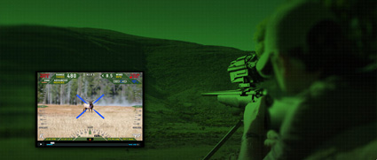 Remington 2020 Digital Optic System records images
