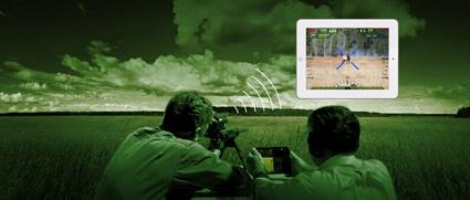 Remington 2020 Digital Optic System Facilitates Sharing of Images