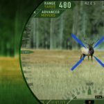 Remington 2020 Digital Optic System on target