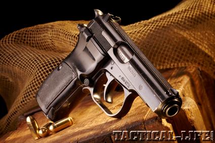 Czech Military Vz 82 9x18mm Pistol