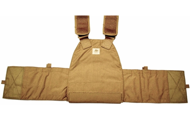 Appalachian Training Mayflower Assault Plate Carrier Open
