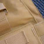 Appalachian Training Mayflower Assault Plate Carrier Stitching
