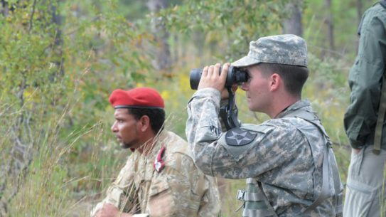 Army's Advanced Situational Awareness Training Enhances Leadership Skills