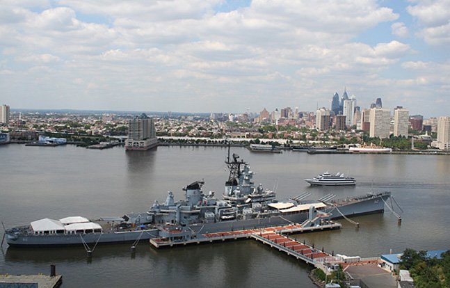 Battleship New Jersey to Host Leroy W. Homer, Jr. Foundation Event for Veteran's Day