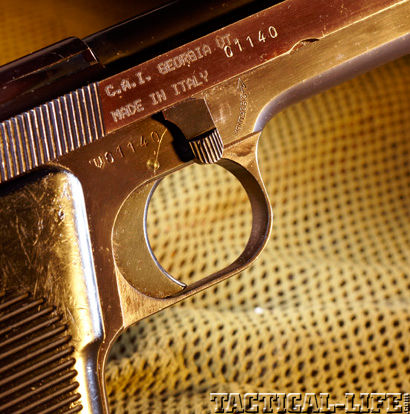 Beretta M1951 Takedown Lever