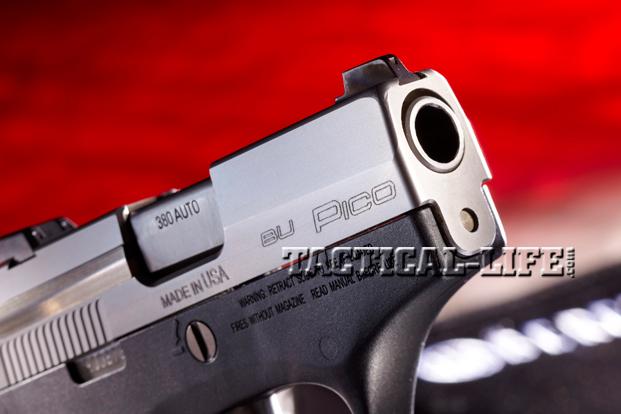 Combat Handguns Beretta-Pico-380-Muzzle