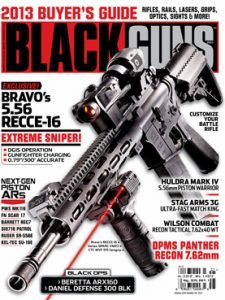 Black Guns 2013