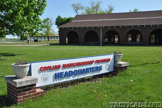 CMP Civilian Marksmanship Program Headquarters