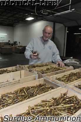 CMP Civilian Marksmanship Program Military Surplus Ammo