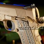 Combat Handguns Colt M45 CQBP rear sight