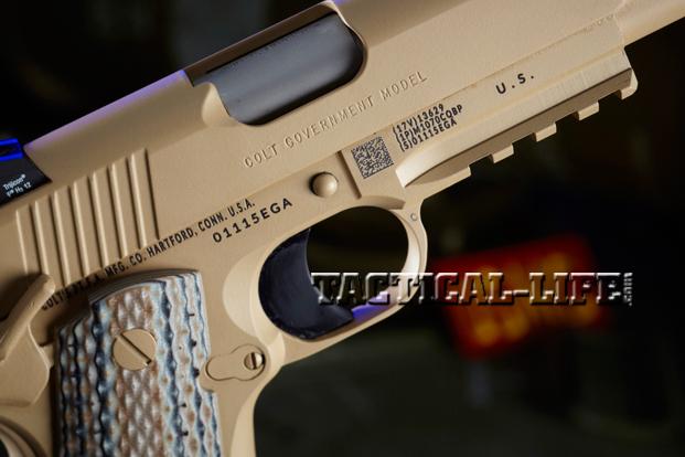 Combat Handguns Colt-M45-CQBP-trigger