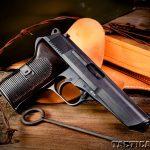 Czech vzor 52 Pistol