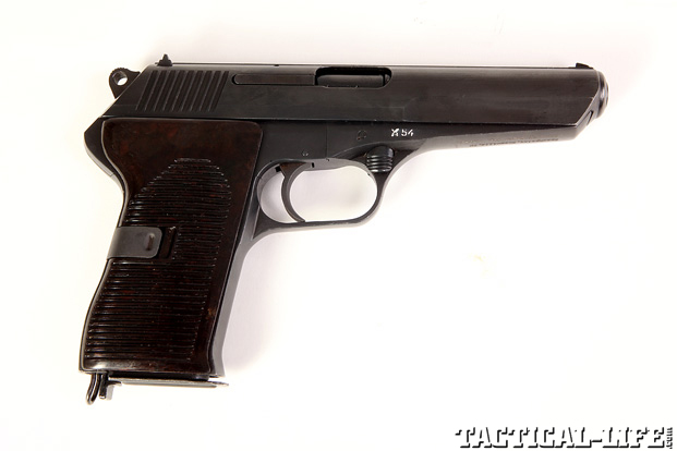 Czech vzor 52 Right