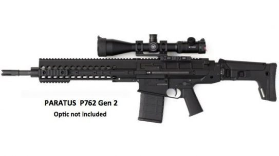 DRD Tactical Gen-2 Paratus P762 Rifle Assembled