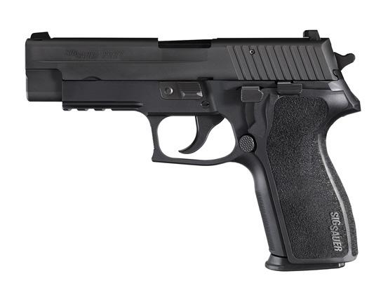 IACP 2013 - Sig P227 Nitron