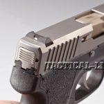 Combat Handguns Kahr-CW380-rear