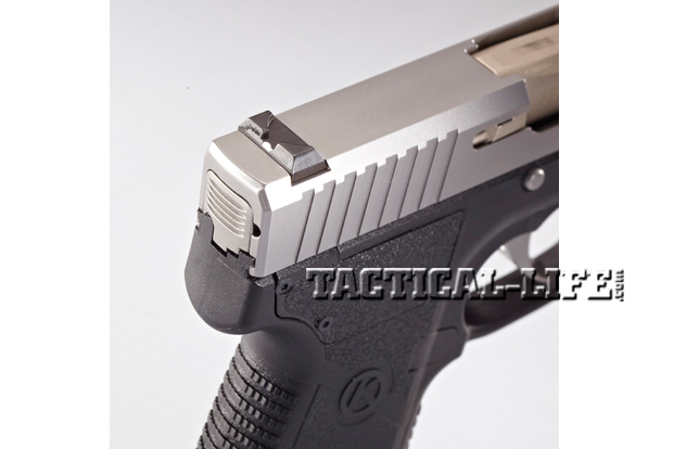 Combat Handguns Kahr-CW380-rear-sight