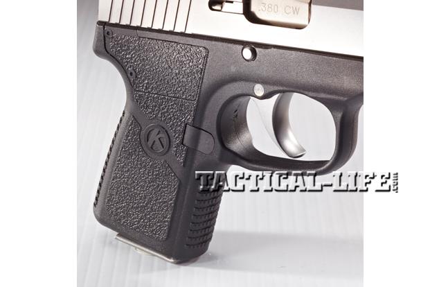 Combat Handguns Kahr-CW380-trigger