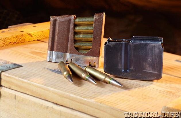 Karabiner 1931 Ammo