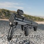 12 New Tactical Shotguns For 2014 - Kel-Tec KSG SBS