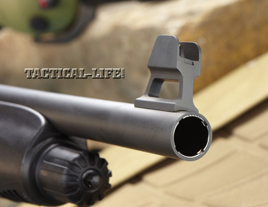 Law Enforcement Shotguns - Beretta TX4 Storm - front sight