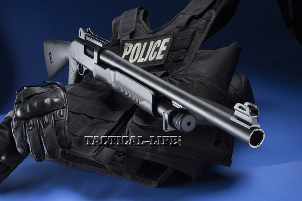 Law Enforcement Shotguns - CZ 612 HCP