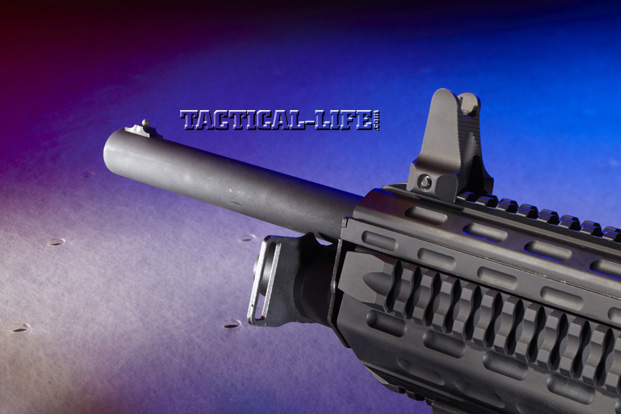 Law Enforcement Shotguns - Elite Tactical Advantage - barrel