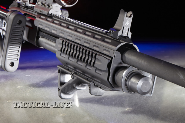 Law Enforcement Shotguns - Elite Tactical Advantage - foregrip