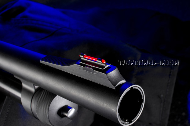 Law Enforcement Shotguns - FNH P-12 - Front Sight