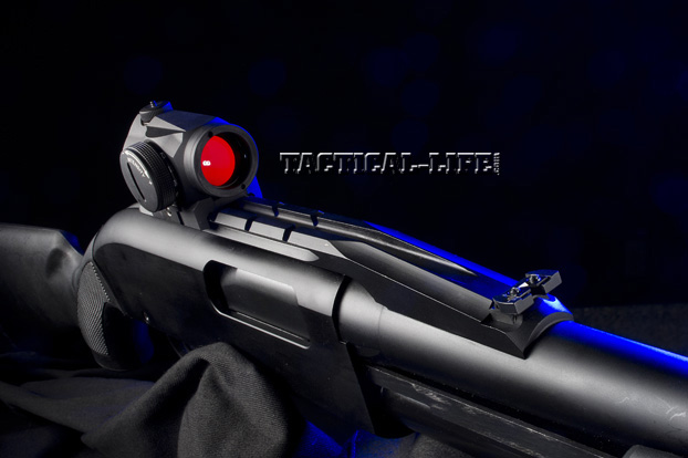 Law Enforcement Shotguns - FNH P-12 - Top Rail