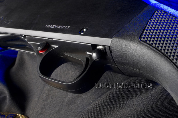 Law Enforcement Shotguns - FNH P-12 - Trigger