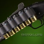 Law Enforcement Shotguns - Mossberg 590A1 - shell carrier