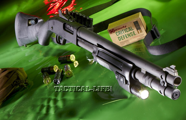 Law Enforcement Shotguns - Mossberg 590A1