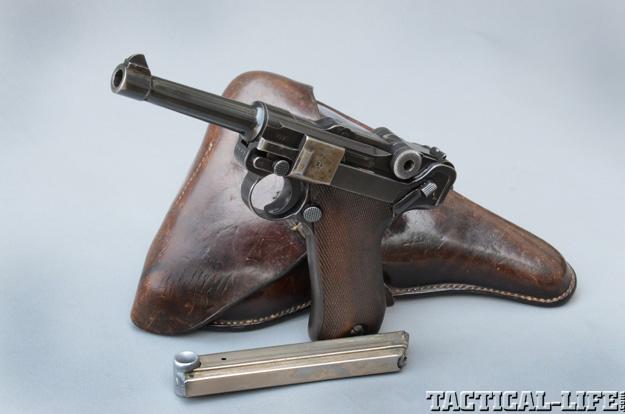 Luger P08 Autopistol