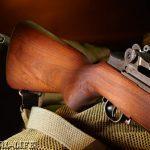 M1 Garand Butt