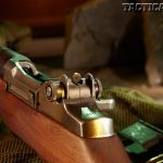 M1 Garand Rear Peep Sight