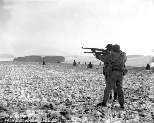 M1 Garand WWII