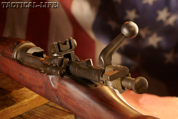 M1903 Springfield Bolt Action Combat Rifle