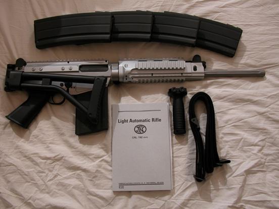 Modern FN FAL