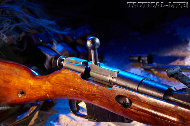Mosin-Nagant Bolt Handle