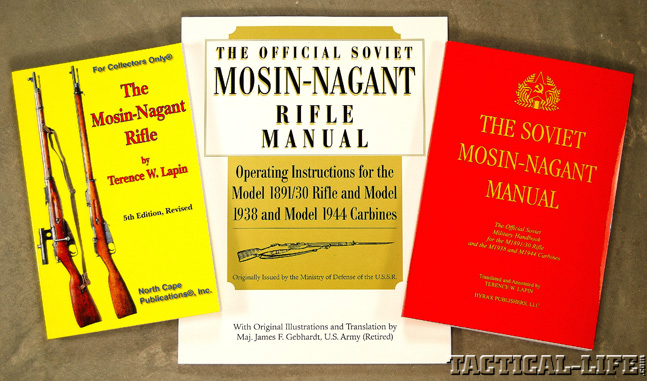 Mosin-Nagant Manuals