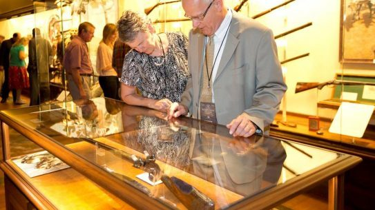 """NRA National Sporting Arms Museum Opens """"Serial Number One Guns"""" Exhibit"""