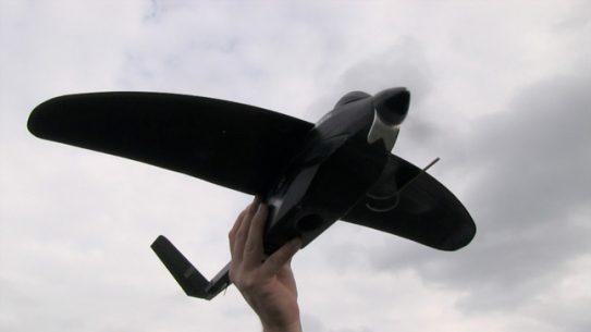 Nighthawk IV takeoff