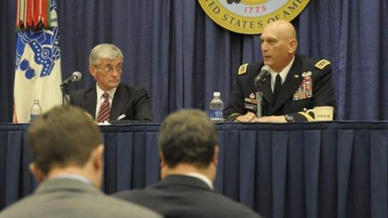 Odierno Says Army Only Has Two Combat-Ready Brigades
