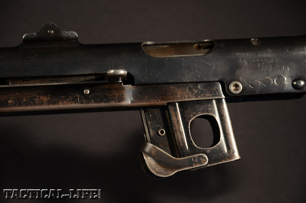 PPS-43 SMG Submachine Gun Magazine Well