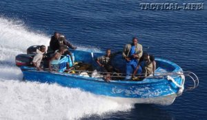 Piracy Somali Type Boat 3