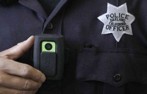 Police Body Cameras Spark Privacy Concerns