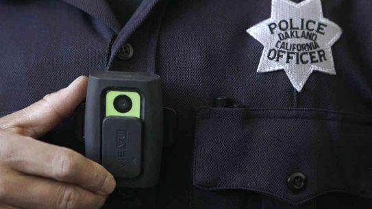 Police Body Cameras Spark Privacy Concerns