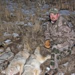 Predator Hunting Hornady Coyotes