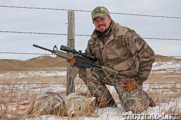 Predator Hunting Neil Davies Hornady